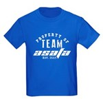 Team Asafa Kids Dark T-Shirt