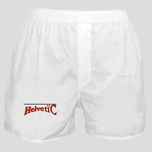 Helvetic Swiss Boxer Shorts