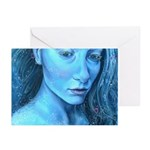 Ophelia Rising Greeting Cards (Pk of 10)