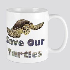 save-our-turtles Mug