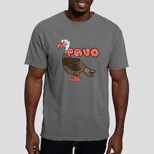 Pavo - Turkey - Kalkoen Mens Comfort Colors Shirt