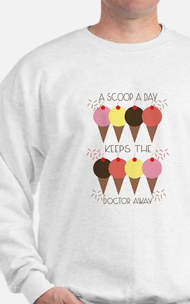 Scoop A Day Sweatshirt
