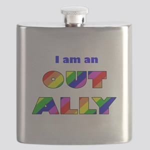 Out Ally Flask