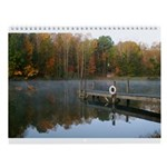 Camp Wall Calendar