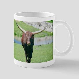 Long horns Mug