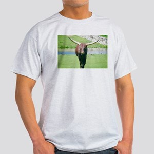Long horns Light T-Shirt