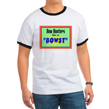 Bowst/t-shirt Ringer T