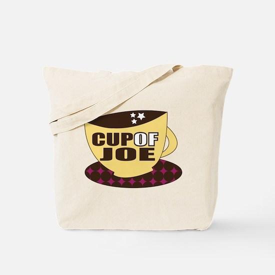 Cup Of Joe Tote Bag