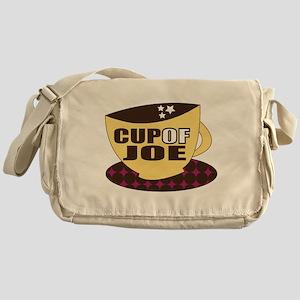 Cup Of Joe Messenger Bag