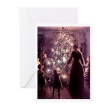 Holiday Lights - Greeting Cards (Pk of 10)