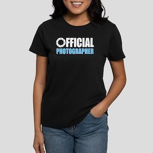 Official Photo App Blue Women's Dark T-Shirt