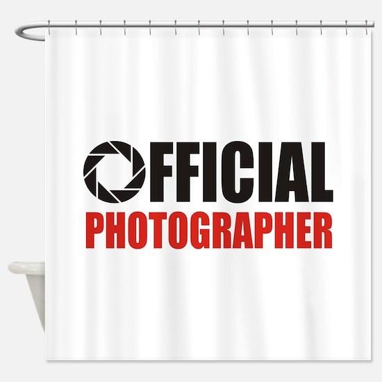 Official Photo App.jpg Shower Curtain