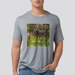 May_Thing_Vert Mens Tri-blend T-Shirt