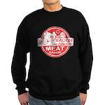Bacon is Meat Candy Sweatshirt (dark)