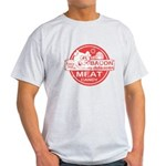 Bacon is Meat Candy Light T-Shirt