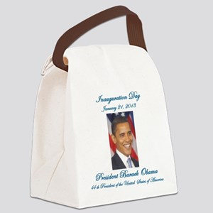 Inauguration Day Jan/21/2013 Canvas Lunch Bag