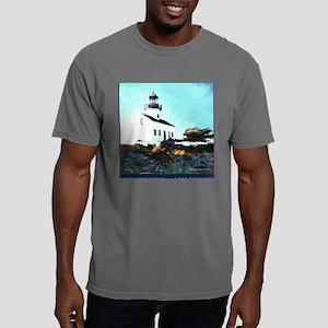 SD-point-loma-light-sq.p Mens Comfort Colors Shirt