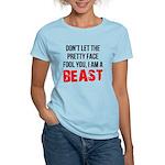 I AM A BEAST Women's Light T-Shirt