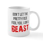I AM A BEAST Mug