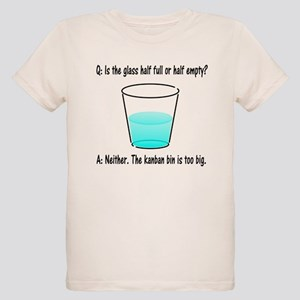 Kanban Water Glass 2 Organic Kids T-Shirt