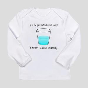 Kanban Water Glass 2 Long Sleeve Infant T-Shirt