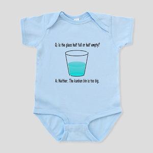 Kanban Water Glass 2 Infant Bodysuit
