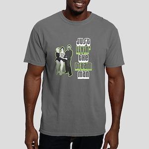 Livin the Dream Mens Comfort Colors Shirt