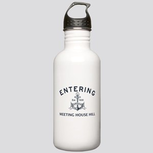 MEETING HOUSE HILL Stainless Water Bottle 1.0L