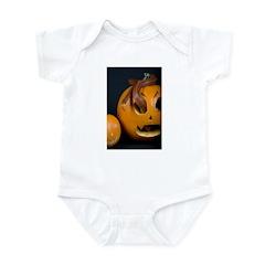 Snake In Pumpkin Infant Bodysuit