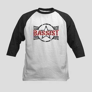 Bassist Kids Baseball Jersey