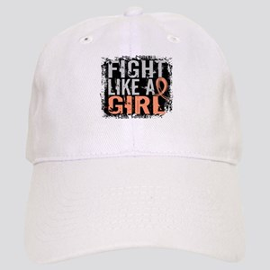 Licensed Fight Like a Girl 31.8 Uterine Cancer Cap