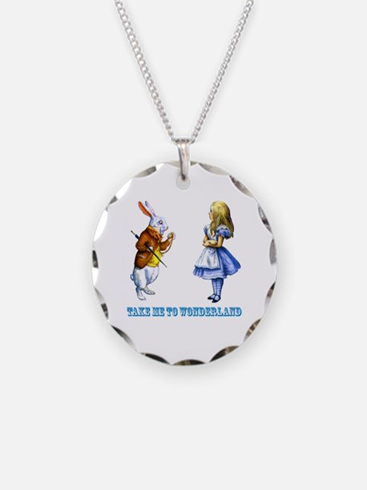 Take me to Wonderland Necklace