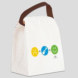 Vader Uke Canvas Lunch Bag