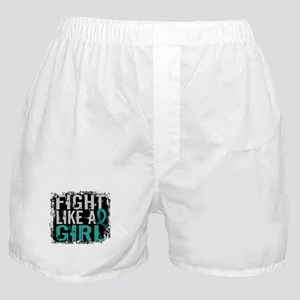 Fight Like a Girl 31.8 PKD Boxer Shorts