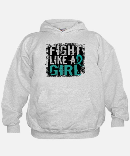 Fight Like a Girl 31.8 PKD Hoodie