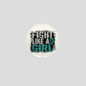 Fight Like a Girl 31.8 PKD Mini Button