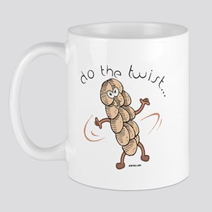 Challah Twist Mug