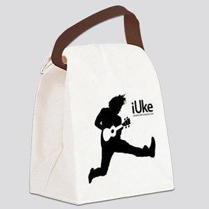 Vader Uke Canvas Lunch Bag