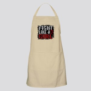 Licensed Fight Like a Girl 31.8 Multiple Mye Apron