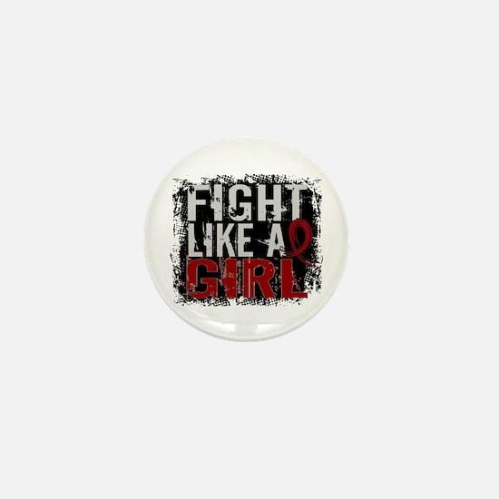 Licensed Fight Like a Girl 31.8 Multip Mini Button