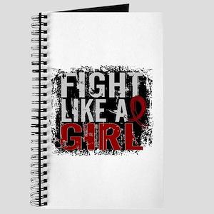 Licensed Fight Like a Girl 31.8 Multiple M Journal