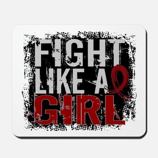 Licensed Fight Like a Girl 31.8 Multiple Mousepad