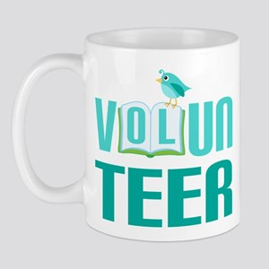 Volunteer Gift (Bird) Mug