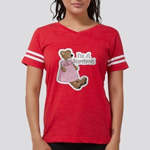 Im a Survivor 3 Womens Football Shirt