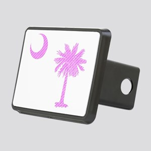 Palmetto & Cresent Moon Rectangular Hitch Cover