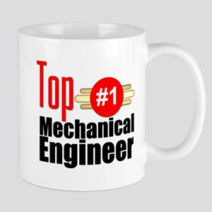 Top Mechanical Engineer Mug