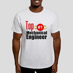 Top Mechanical Engineer Light T-Shirt