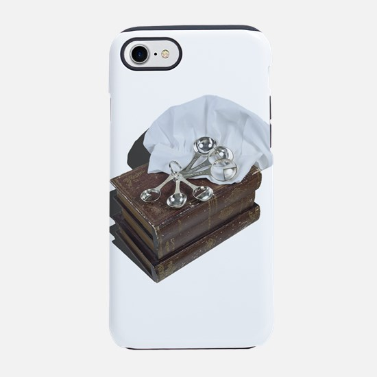 Toque, measuring spoons and co iPhone 7 Tough Case