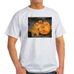 Tamarin With Pumpkin Light T-Shirt