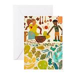 Greeting Cards (Pk of 10) - Community Art